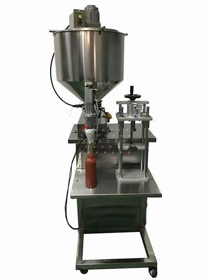 Filling Sauce Bottle Machine Tomato Automatic Semi