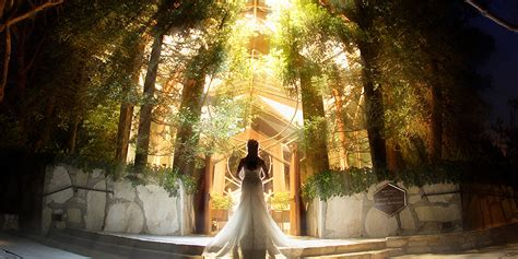 Weddings · Wayfarers Chapel