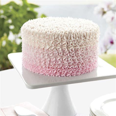 sweetly pink star cake wilton