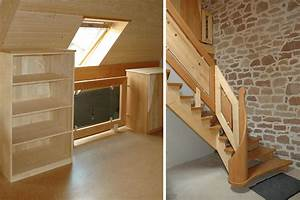 Hundebett Mit Treppe : aufgesattelte treppe m bel als gel nder ~ Michelbontemps.com Haus und Dekorationen