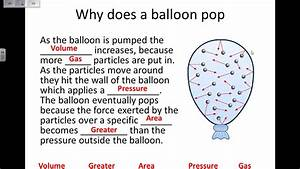 Gas Pressure And Temperature - Gcse Physics Revision