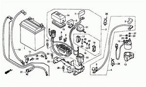 1998 Honda Trx300 Carburetor Diagram