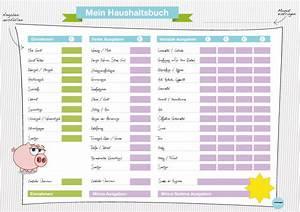 Erstausstattung Haushalt Liste : geld sparen im haushalt haushaltsbuch f hren umfragenvergleich ~ Markanthonyermac.com Haus und Dekorationen