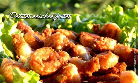 cuisiner les seiches petites seiches frites petits plats entre amis