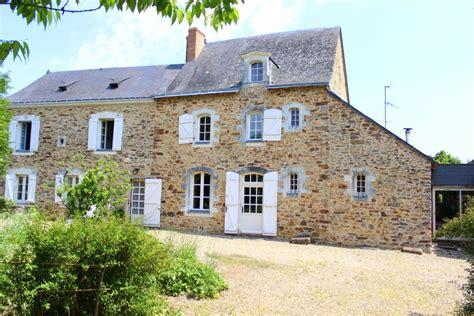 maison 224 vendre en pays de la loire maine et loire chambellay maison de cagne priv 233 e avec