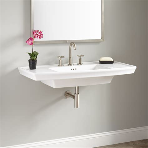 white porcelain bathroom sink olney porcelain wall mount sink bathroom
