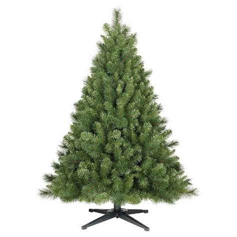 4 or 5 ftrustic christmas trees 4 5 ft douglas fir artificial tree u target