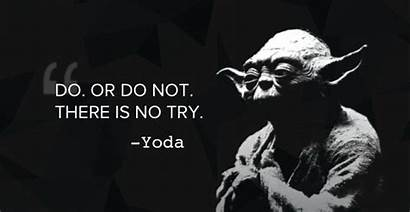 Yoda Try Quote There