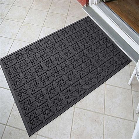 weather guard mats weather guard 35 inch x 57 inch door mat bed bath