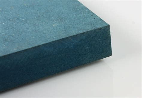 TOPAN MDF colour blue by Glunz   STYLEPARK