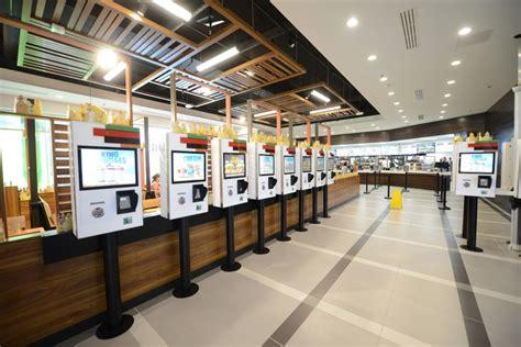 "Burger King launches ""subtle"" new interior design ..."