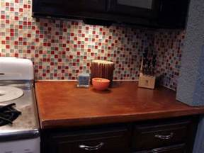install tile backsplash kitchen installing a tile backsplash in your kitchen hgtv