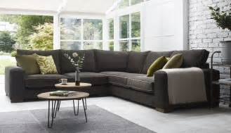 Brown Sectional Living Room Ideas by Ashdown Corner Sofa Corner Sofas Darlings Of Chelsea