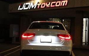 Audi A4 A5 A6 A7 S7 Rs4 Rs5 Rs7 Q5 Led License Plate