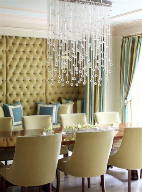 tufted walls  cozy  elegant alternative   rooms