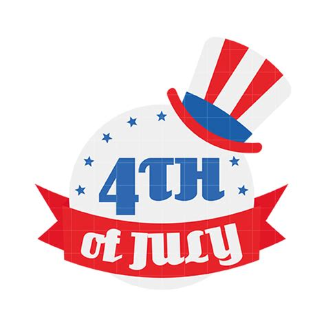 July 4th Clip 4th Of July Clip Quarter Clipart Clipart Best