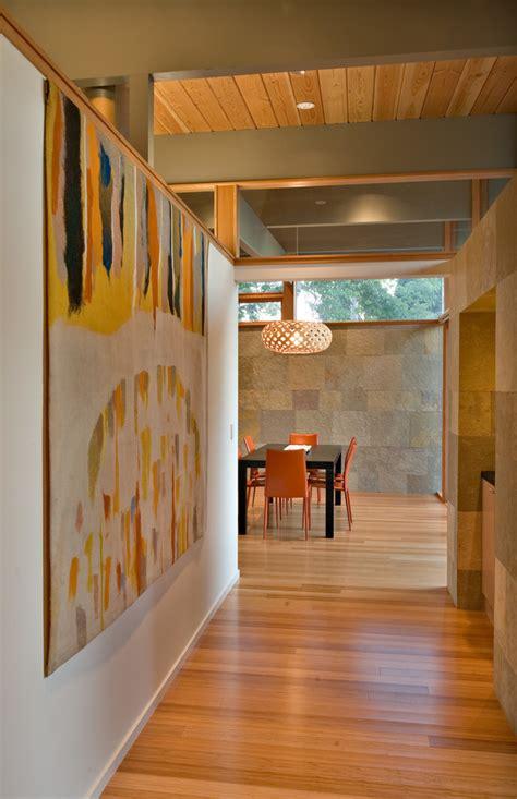 stylish mid century modern hallway designs youd love