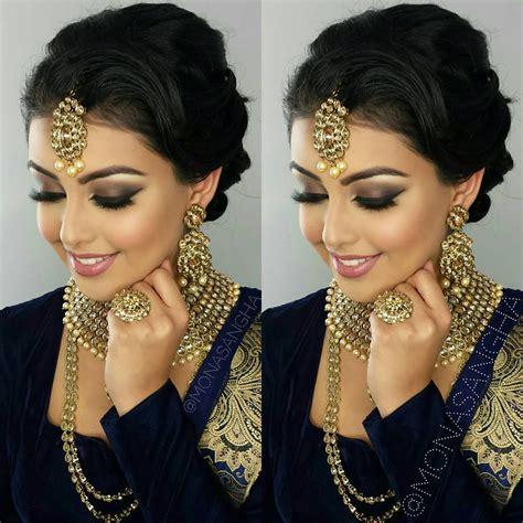 makeup mona sangha makeup   makeup bridal