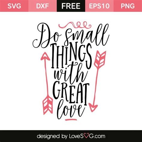 small   great love  images cricut