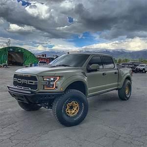 2017-2020 Ford Raptor Fenders