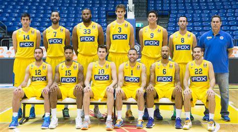 אתר מועדון כדורסל מכבי תל אביב, המועדון הגדול והמצליח ביותר באירופה מנהלת ליגת העל בכדורסל   כדורסל ישראלי   עונת 2015-16   מכבי פוקס תל אביב