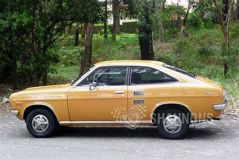 Datsun Coupe by Sold Datsun 1200 Deluxe Coupe Auctions Lot 7 Shannons