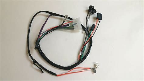 1965 Chevy Truck Wiring Harnes by 1965 Chevy Impala Ss Console Wiring Harness Automatic