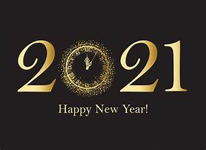 2021 Happy New Year Greeting Card | CEO Cards