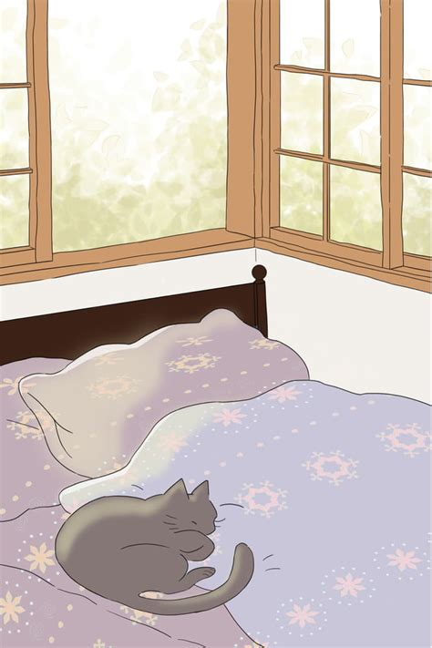 images  beautiful anime bed background