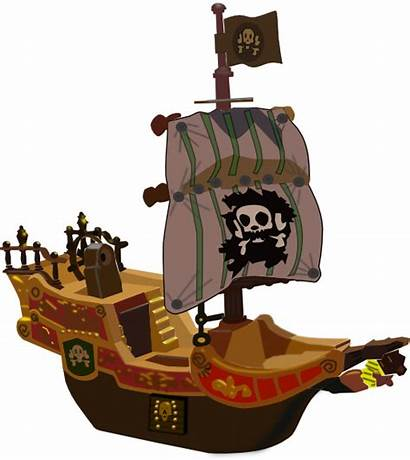 Pirate Ship Clipart سفينه قراصنه I2clipart Domain