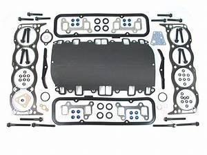 Composite Head Gasket Set With Head Bolts For 89