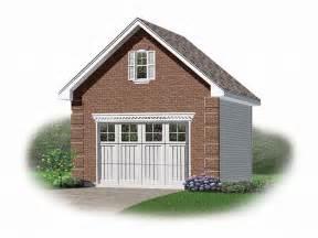 the single garage plans 1 car garage plans one car garage plan with loft 028g