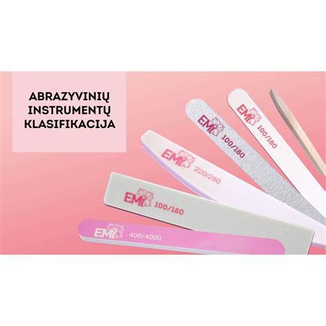 Abrazyvinių instrumentų klasifikacija