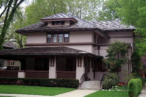 20 style homes from some prairie style house picture of oak park illinois