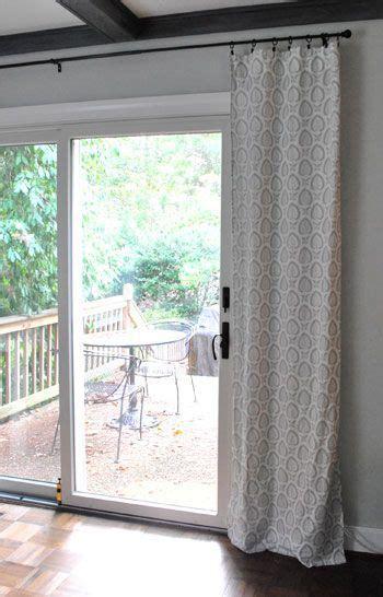 slider drapes best 25 sliding door blinds ideas on slider