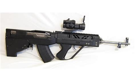 Sgworks Sks Bullpup Stock Kit (base) *free Mag