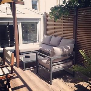 Salon Jardin Aluminium. salon jardin aluminium mobilier de terrasse ...