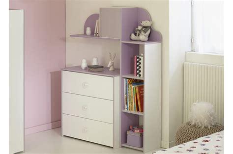 photos de chambre de fille commode de chambre fille blanc et lilas trendymobilier com