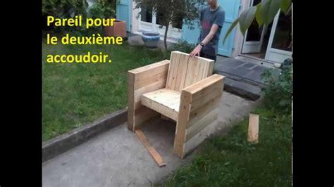 facile fabriquer votre fauteuil de jardin intérieur en