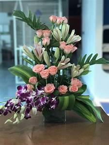 3, Simple, Diy, Mothers, Day, Floral, Arrangement, Ideas