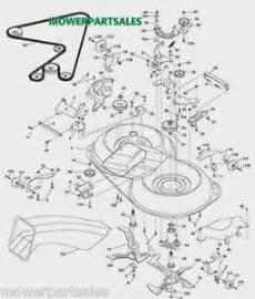 42 quot deck mower belt rally craftsman lt2000 917 257240