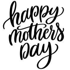 I recommend $1 per file, but will happily accept. Happy mother's day | svg | Happy mothers day, Happy mother ...