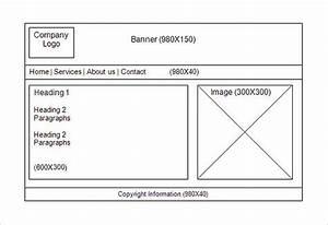 6 Website StoryBoard Templates DOC PDF Free
