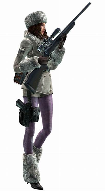 Resident Evil Jessica Revelations Sherawat Wiki Residentevil