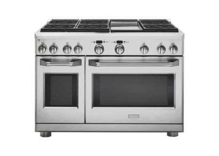 monogram  stainless steel dual fuel professional range zdpndpss professional oven