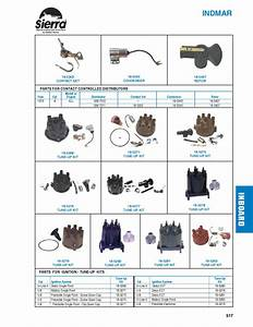Sierra Marine Parts For Indmar  Marine Power