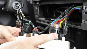 Jeep Wrangler 2001 Replace Heater Vacuum Switch