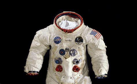 Kickstarter funding: Neil Armstrong's Apollo 11 spacesuit ...