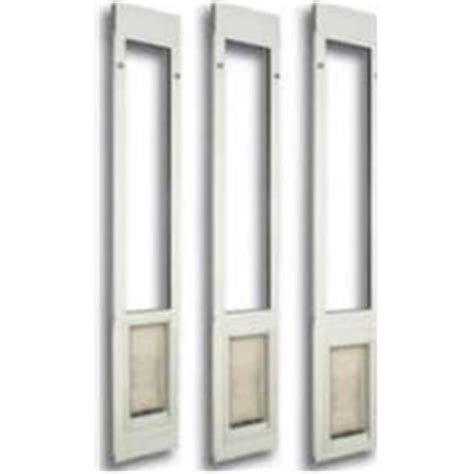 endura flap patio pet door insert panel iii for