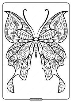 51 Best butterfly mandala images | Butterfly mandala